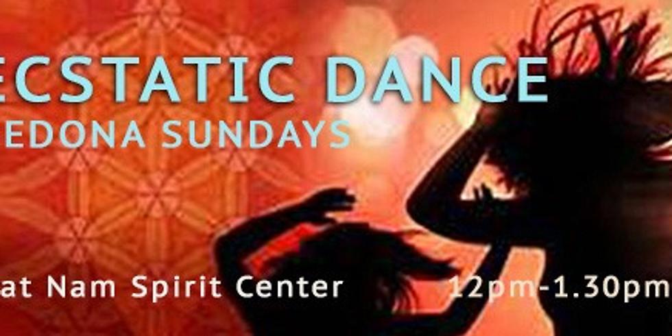 Ecstatic Dance Sedona Sundays