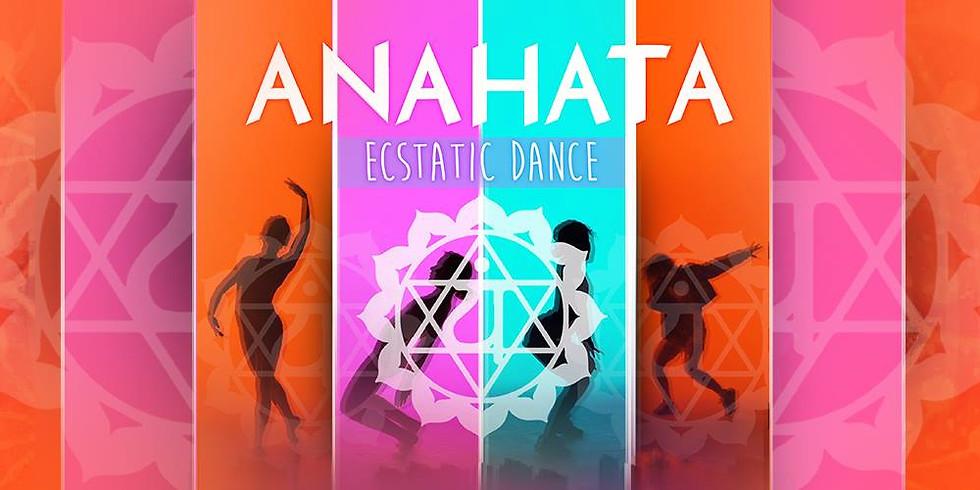 Anahata Ecstatic Dance - Flagstaff - Second Fridays
