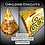 Thumbnail: Clear Nubian/ Russian Pyramid - Small -  40mm-45mm