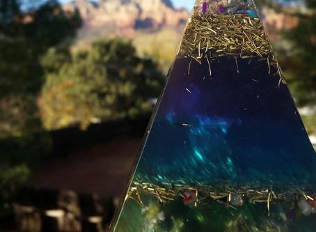 50+ Crystal List - Orgone Knights - Postive Orgone Devices