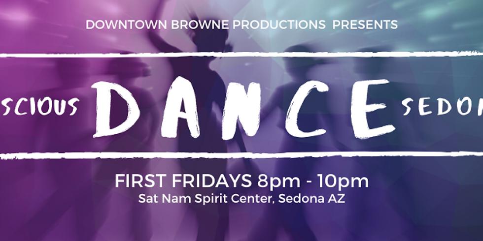 Conscious Dance Sedona - First Fridays - 8pm - 10pm (1)
