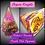 Thumbnail: Purple/Pink Nubian/ Russian Pyramid - Small -  40mm-45mm