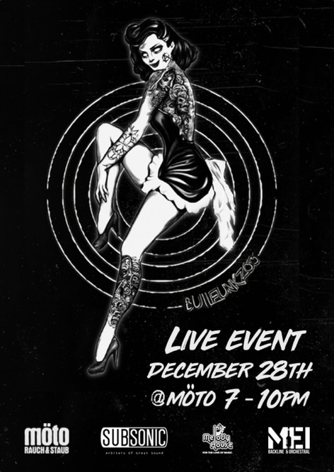 BFZ Exclusive Live Show Dec 28th