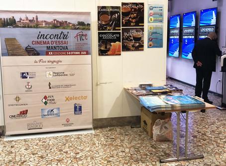 Report F.I.C.E. - Incontri Cinema D'Essai - Mantova 2020