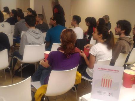 """Fun Food Italia partecipa a """"schermi migranti"""" a Casa Emergency"""