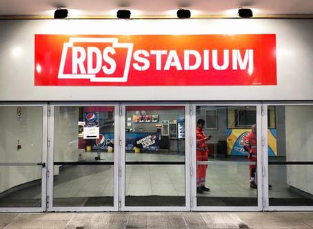 Popcorn Gold all'RDS Stadium di Genova