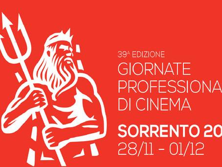 Giornate Professionali di Cinema - Sorrento 2016