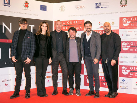 Report Giornate Professionali di Cinema - Sorrento 2019
