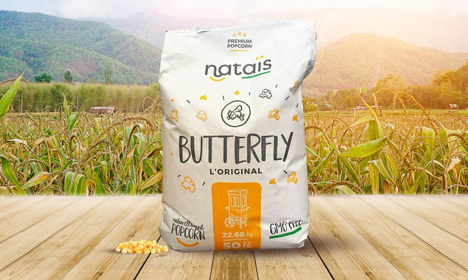 mais butterfly