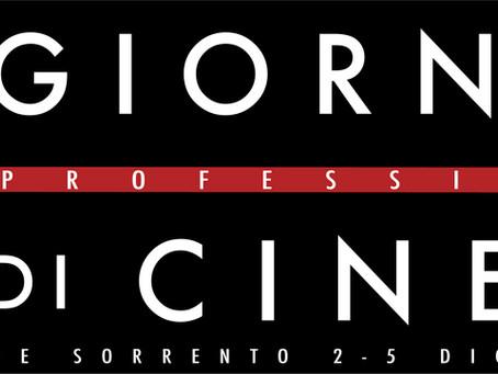 Fun Food Italia alla 42°edizione delle Giornate Professionali di Cinema di Sorrento