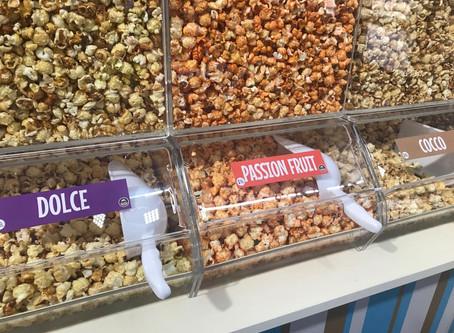 """Nuova """"Popcorneria Self"""" all'Adventure Store di Gardaland"""