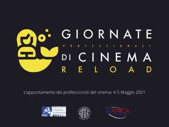 """Fun Food Italia alle """"Giornate Professionali di Cinema Reload"""""""