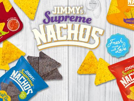 Nuova linea Nachos Jimmy's
