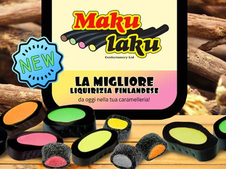 Novità Dolce Visione: Liquirizia Maku Laku