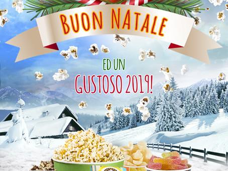 Festività Natalizie 2018 - TANTI AUGURI!