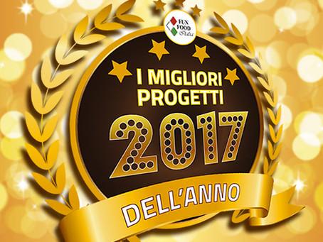 I NOSTRI 3 MIGLIORI PROGETTI DEL 2017