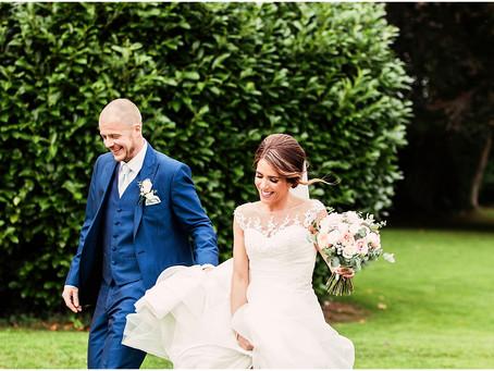 KERI & MATTHEW'S WONDERFUL WEDDING AT DALSTON HALL   CUMBRIA