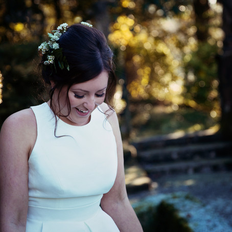 STYLISED WINTER WEDDING AT SILVERHOLME - PT.2 | LAKE DISTRICT WEDDING PHOTOGRAPHER