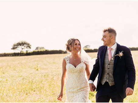 LISA & ANDY'S MAGICAL FAMILY ORIENTATED WEDDING AT SKITBY HOUSE | CUMBRIA