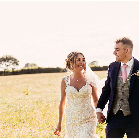 LISA & ANDY'S MAGICAL FAMILY ORIENTATED WEDDING AT SKITBY HOUSE   CUMBRIA