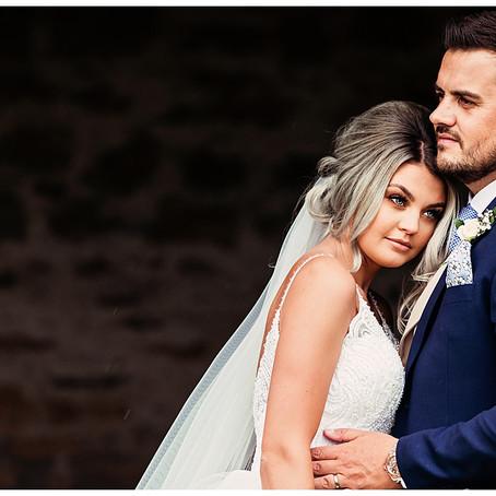 JADE & NICK'S SERIOUSLY STUNNING BARN WEDDING AT HEALEY BARN | NORTHUMBERLAND