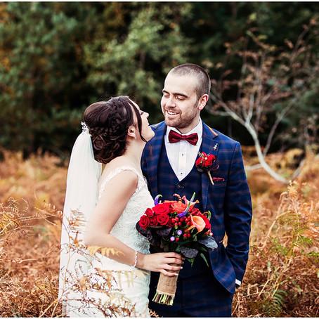 JANE & AIDAN'S CHIC AND LAID BACK COUNTRYSIDE WEDDING AT HEALEY BARN | NORTHUMBERLAND