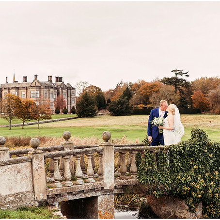 AIMEE & PAUL'S SHOW STOPPING, SURPRISE FILLED WEDDING AT MATFEN HALL   NORTHUMBERLAND