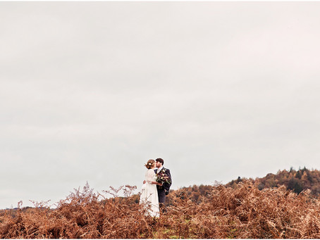 VERITY & JAMES' PICTURESQUE LAKE DISTRICT WEDDING AT THE MEREWOOD | WINDERMERE