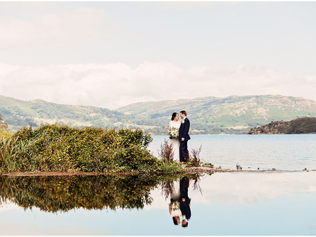 JO & JAMES' SCENIC FAMILY WEDDING AT THE INN ON THE LAKE | LAKE DISTRICT