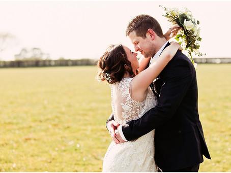 HANNAH & JORDAN'S HEATWAVE OF A WEDDING AT SKITBY HOUSE | CUMBRIA