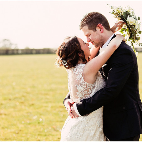 HANNAH & JORDAN'S HEATWAVE OF A WEDDING AT SKITBY HOUSE   CUMBRIA