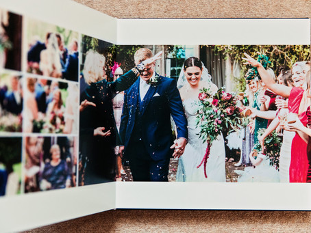 No4. THE QUEENSBERRY WEDDING ALBUM SHOWCASE | REAL #CLCOUPLES