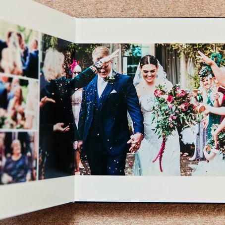 No4. THE QUEENSBERRY WEDDING ALBUM SHOWCASE | REAL #CLCOUPLES