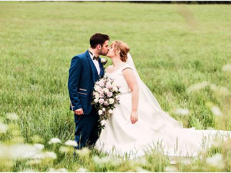 LUCY & AARON'S MAGICAL WEDDING AT SKITBY HOUSE | CARLISLE, CUMBRIA