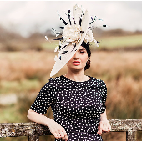 SARA GADD MILLINERY 2019 COLLECTION | HIPPING HALL