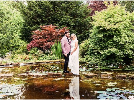 TONI & JONNY'S INTIMATE SUMMERS WEDDING AT ASKHAM HALL | CUMBRIA, LAKE DISTRICT