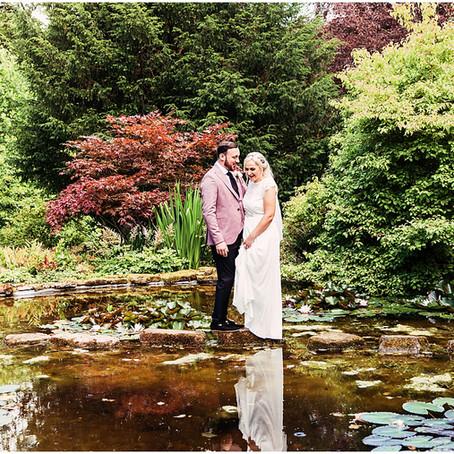 TONI & JONNY'S INTIMATE SUMMERS WEDDING AT ASKHAM HALL | CUMBRIA, LAKE DISTRICT