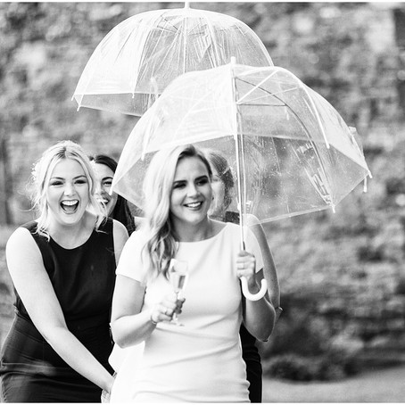 TUESDAY TIPS - THE NOT SO IDEAL, RAINY WEDDING