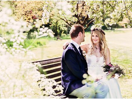 CHARLOTTE & JAMES' DREAMY SUMMERS WEDDING AT ASKHAM HALL   CUMBRIA