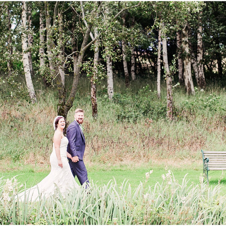 MATTHEW & MELISSA'S CANDLELIGHT BARN WEDDING | NEW HOUSE FARM | LAKE DISTRICT WEDDING