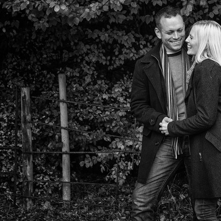 ALEX & LIZ'S COUPLE SHOOT IN SOUTH CUMBRIA | NORTHERN WEDDING PHOTOGRAPHER