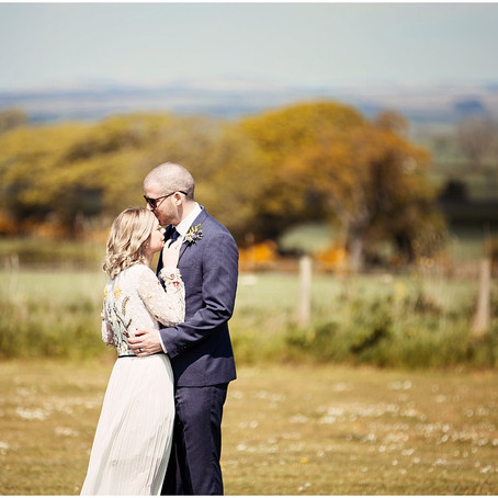 NICK & KRISTINA'S SECRET ELOPEMENT | LONDON TO GRETNA GREEN | NORTHERN WEDDING PHOTOGRAPHER