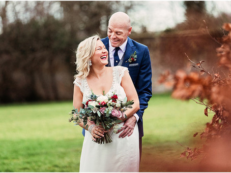 NICOLA & SAM'S ENCHANTING AND ELEGANT WEDDING AT ELLINGHAM HALL | NORTHUMBERLAND