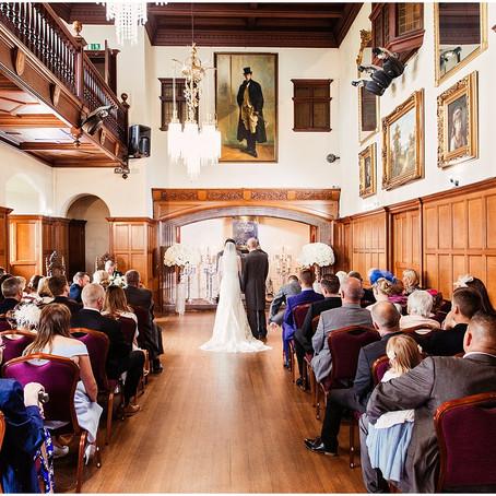 ELAINE & KEVIN'S SUMMER WEDDING AT DALSTON HALL   NORTH WEST WEDDING
