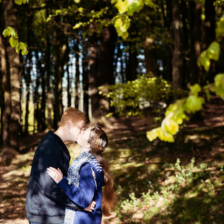 NATHAN & ESME   LAKE DISTRICT PRE WEDDING SHOOT