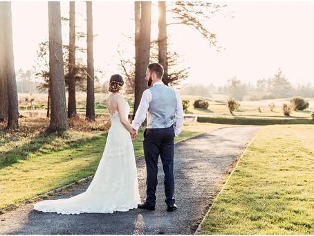 HANNAH & PAUL'S ELEGANT NORTHUMBERLAND WEDDING AT SLALEY HALL