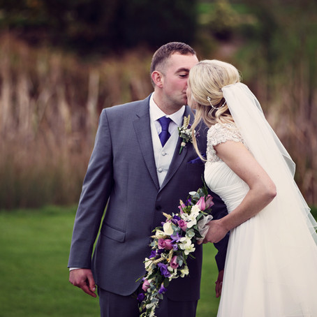 ALEX & GEORGE'S AUTUMN WEDDING AT THE GARDEN AT EDEN | NORTH WEST WEDDING PHOTOGRAPHER