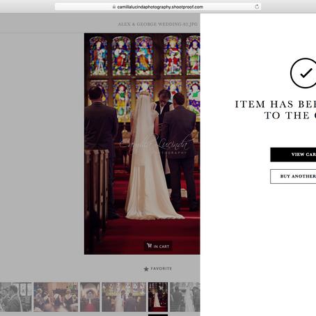HOW TO ORDER PRINTS   UK WEDDING PHOTOGRAPHER