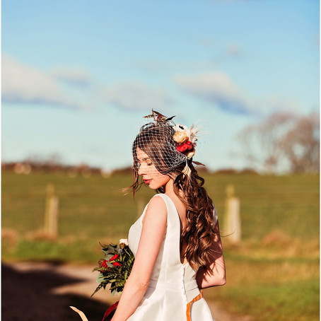 FEATURED ON... BRIDES UP NORTH | AUTUMNAL INSPIRED SHOOT