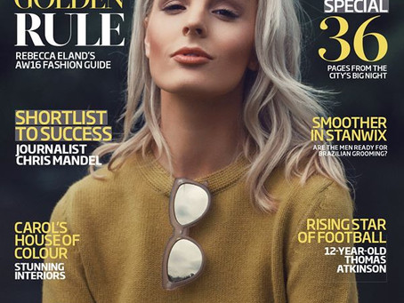 FEATURED IN CARLISLE LIVING | NORTH WEST FASHION PHOTOGRAPHER